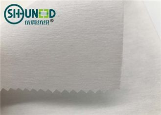 Nonwoven Embroidery Backing Fabric Polyester Mixed Viscose Easy Tear Away